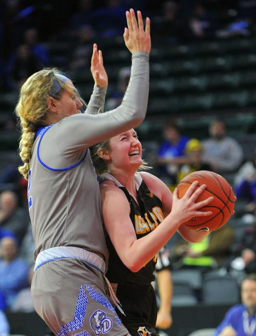 Mvc Tourney Quick Start Carries Drake To Easy Opening Victory Basketball Qconline Com