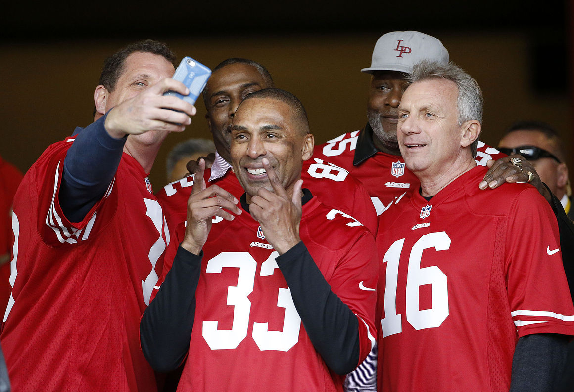 Roger Craig's experience was winning