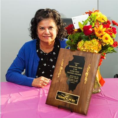 Louisa Ewert award