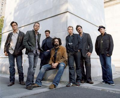 Counting Crows frontman counts his blessings