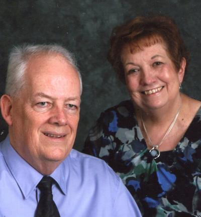 Richard and Janis Snell
