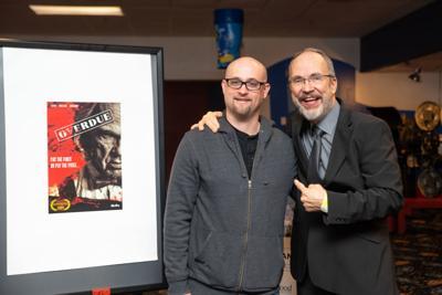 Davenport Horror Filmmaker Wins Top Cedar Rapids Fest Prize