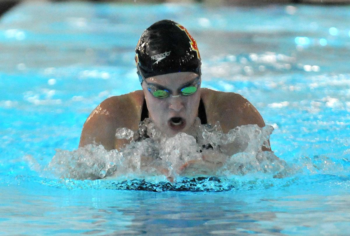 Qc Trio Bound For State Swimming Moline Rock Island And Ut All Boast Qualifiers Qc Prep