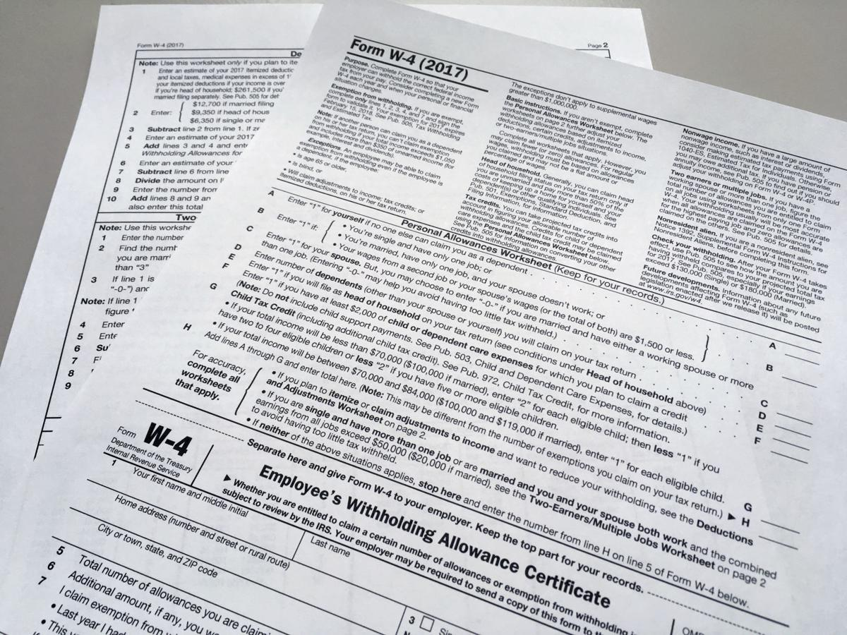 Editorial: Don\'t mess with federal tax law, IRS warns states ...
