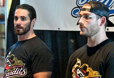 WWE star's school introduces students to wrestling business