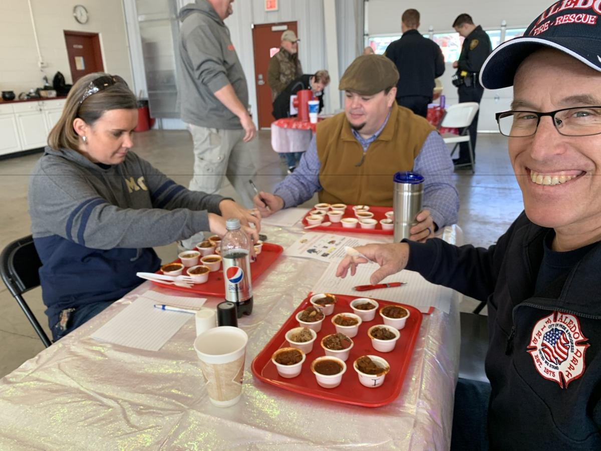 Chilis Christmas Eve Hours 2020 Davenport Ia Aledo chili cook off raises more than $2,000 | Local News