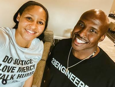 Missouri man freed from prison with help of basketball star Maya Moore