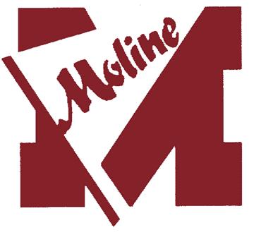 Moline Maroons logo