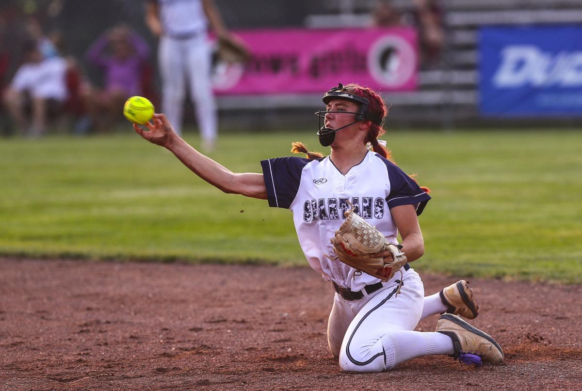 State Softball Pleasant Valley Wednesday 4