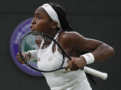 US Open Coco Gauff Tennis