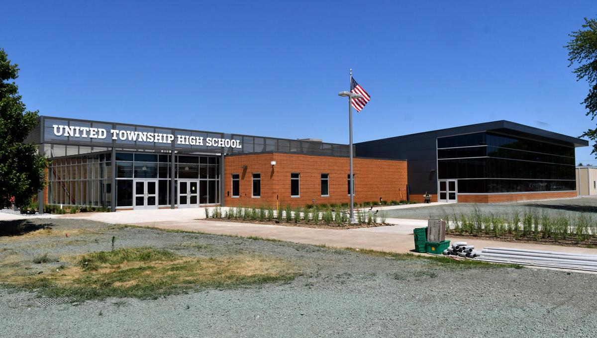 United Township major multi-million-dollar renovation and expansion.