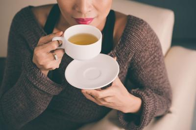 A cup of calm, a cup of health