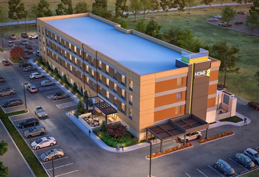 Home2Suites planned in Bettendorf