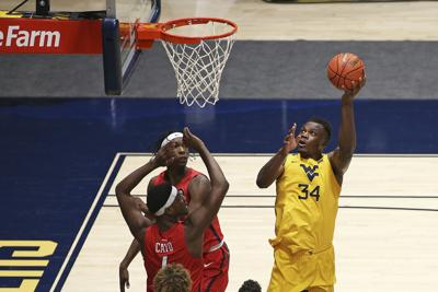 Richmond West Virginia Basketball