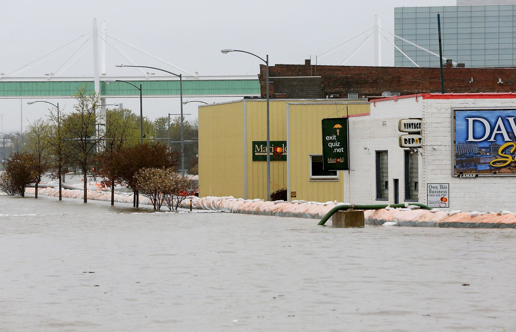 midwest can expect more frequent flooding because of climate change rh qconline com