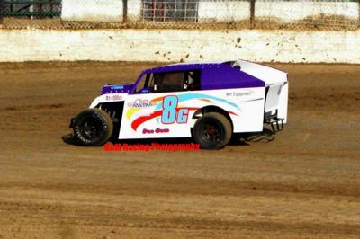 Q-C Racing Spotlight: Dan Guss, No  #8G Mod Lite | Sports