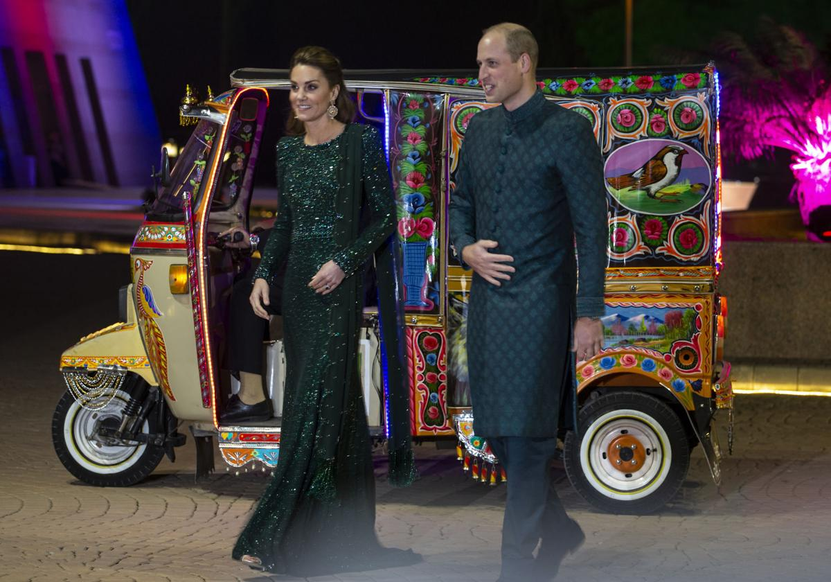Pakistan Royal Couple