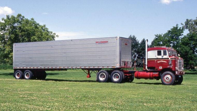 bettendorf man donates kenworth to iowa 80 trucking museum local