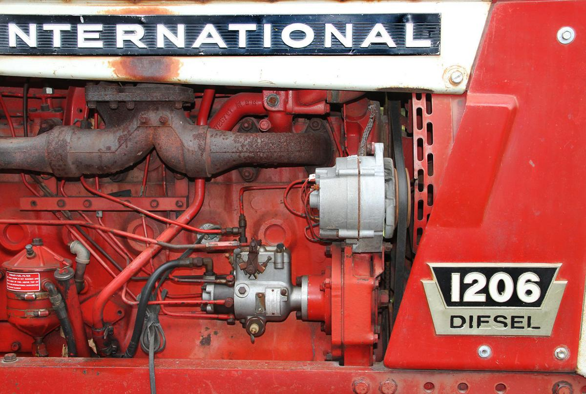 Histioric Photos Ih Farmall Works Local 1206 International Tractor Wiring