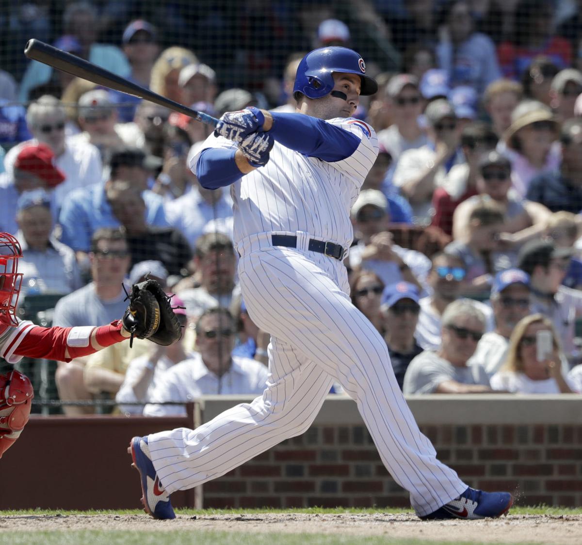 Phillies Cubs Baseball