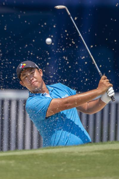 Wyndham Championship Golf