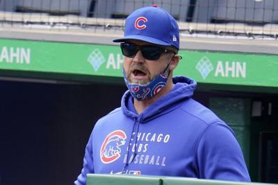 Cubs Pirates Baseball
