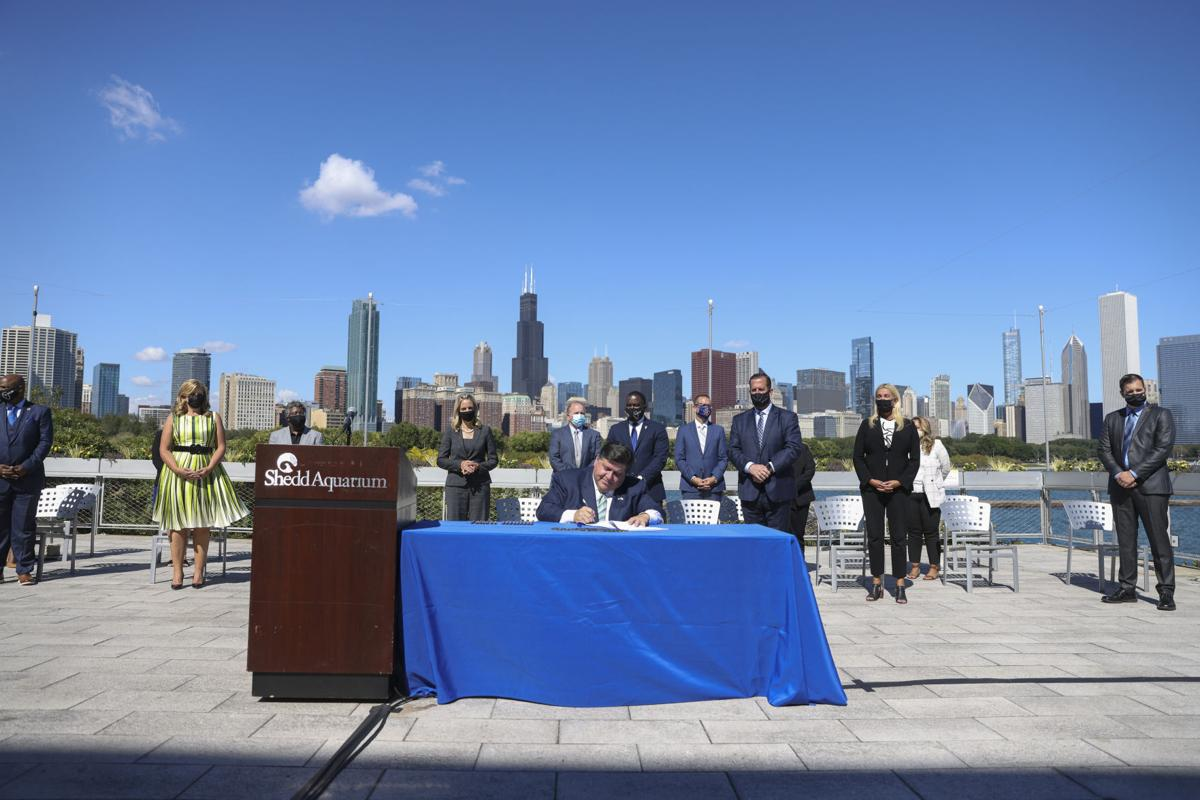 Illinois Governor Clean Energy