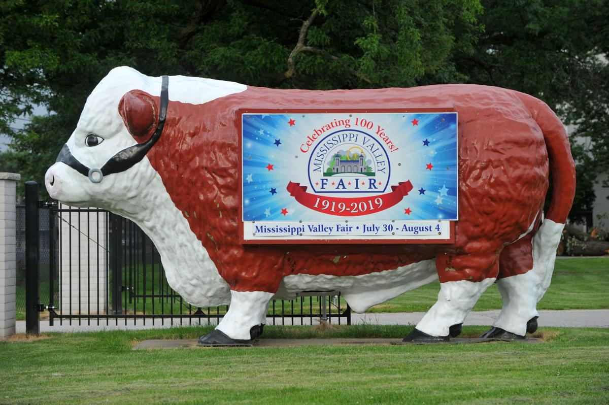 Mississippi Valley Fair celebrating its 100th anniversary.
