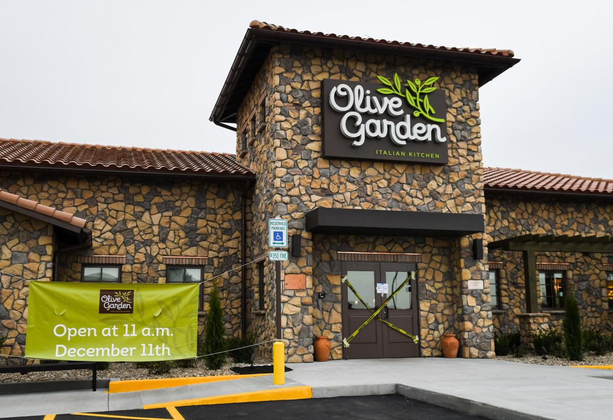 Call ahead seating olive garden for Call the olive garden