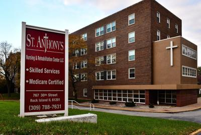 St. Anthony's Nursing Home in Rock Island