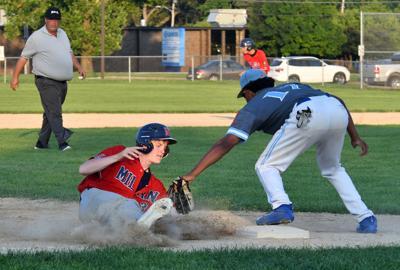 Brunner Invitational Legion Baseball.