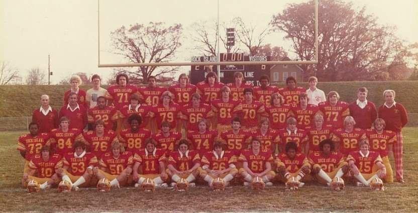 1978 Rock Island football