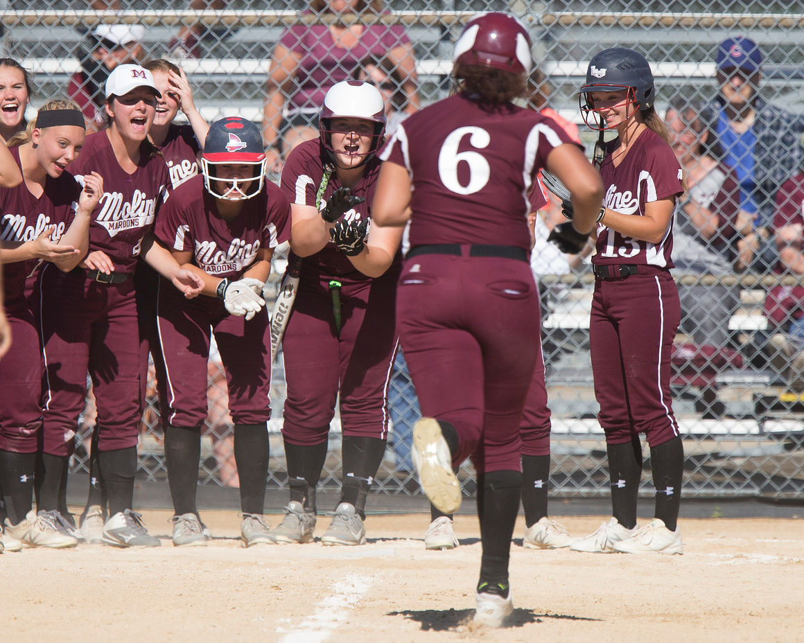 Maroons rally but fall in extra inning sectional thriller