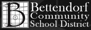 Bettendorf Community School District logo