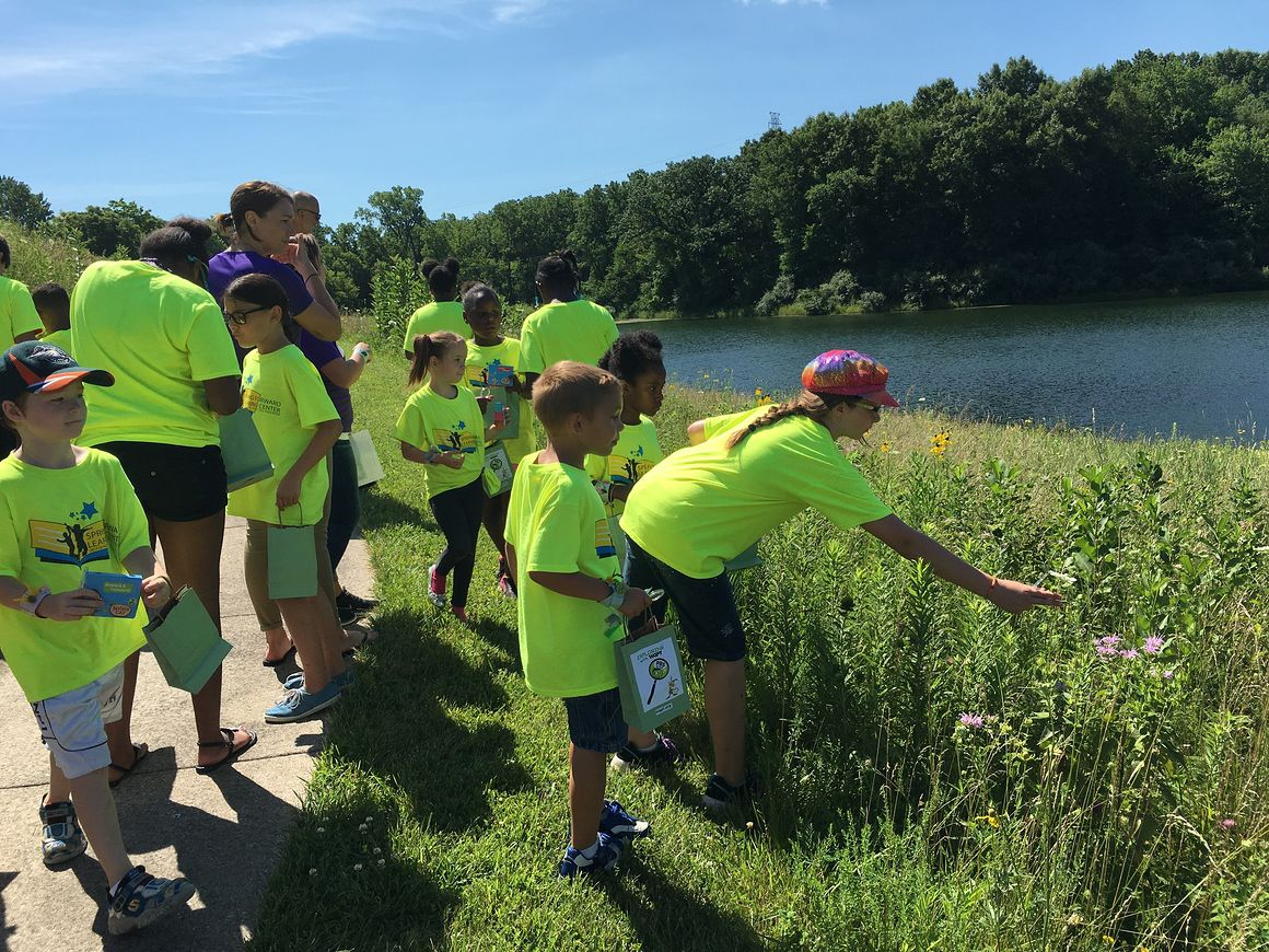 Connecting kids and nature: Summer camp offer free outdoor education