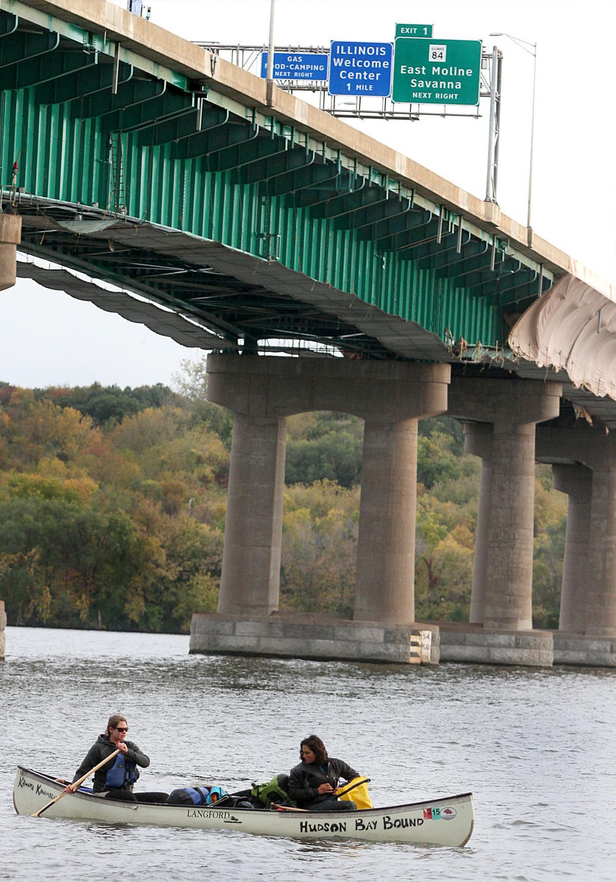 Interstate 80 Bridge