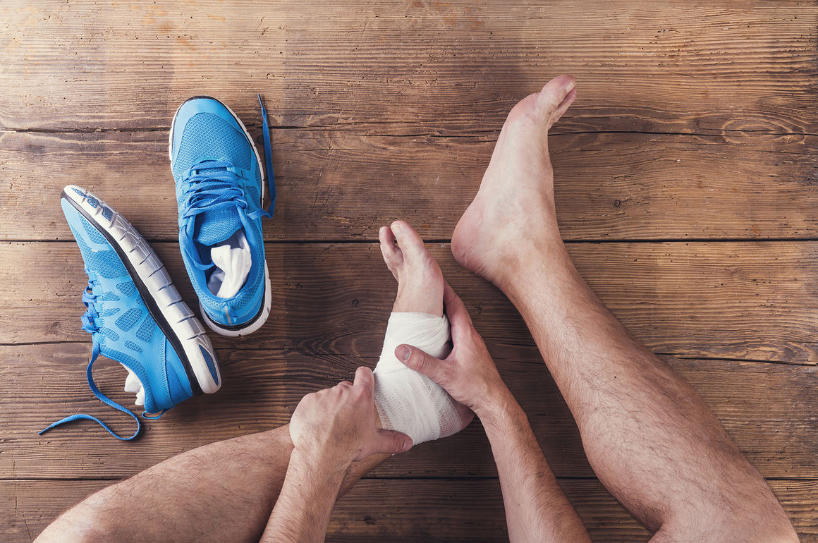 It's possible to be pain-free with plantar fasciitis