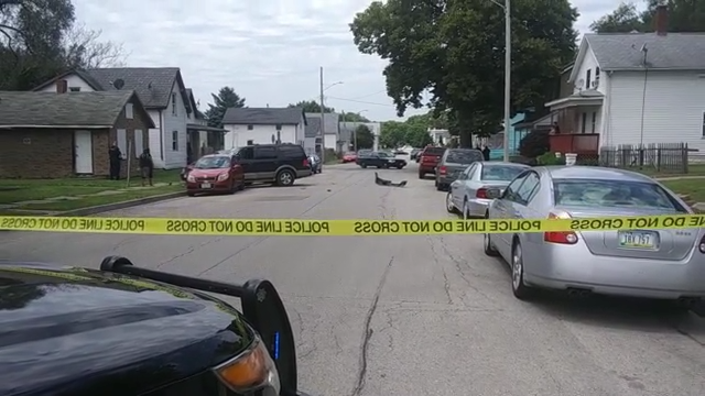 Davenport Police investigating a report of shots fired on W. 7th Street