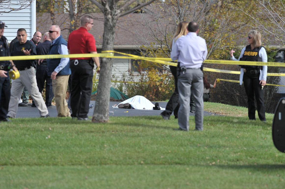 Shooting Suspect In Davenport Later Dies In Bettendorf