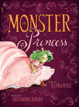 "D. J. MacHale's ""The Monster Princess"""