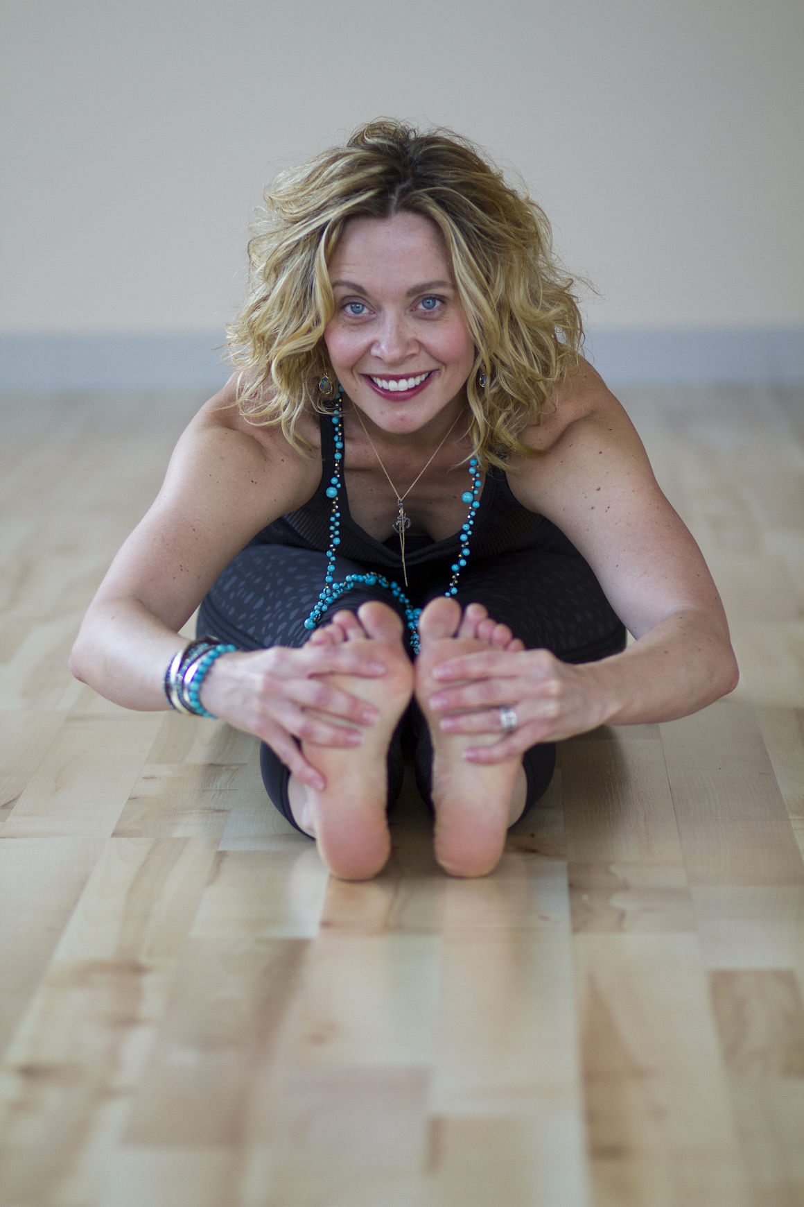 The mind-body connection: Iowa City woman works to practice what she preaches, and vice versa