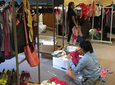 Rocky Resource Room to serve students in need of clothing, other items
