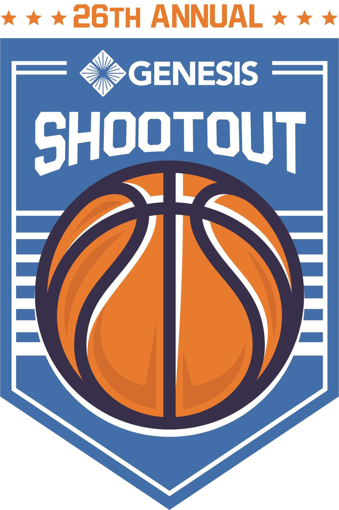 New genesis shootout Logo