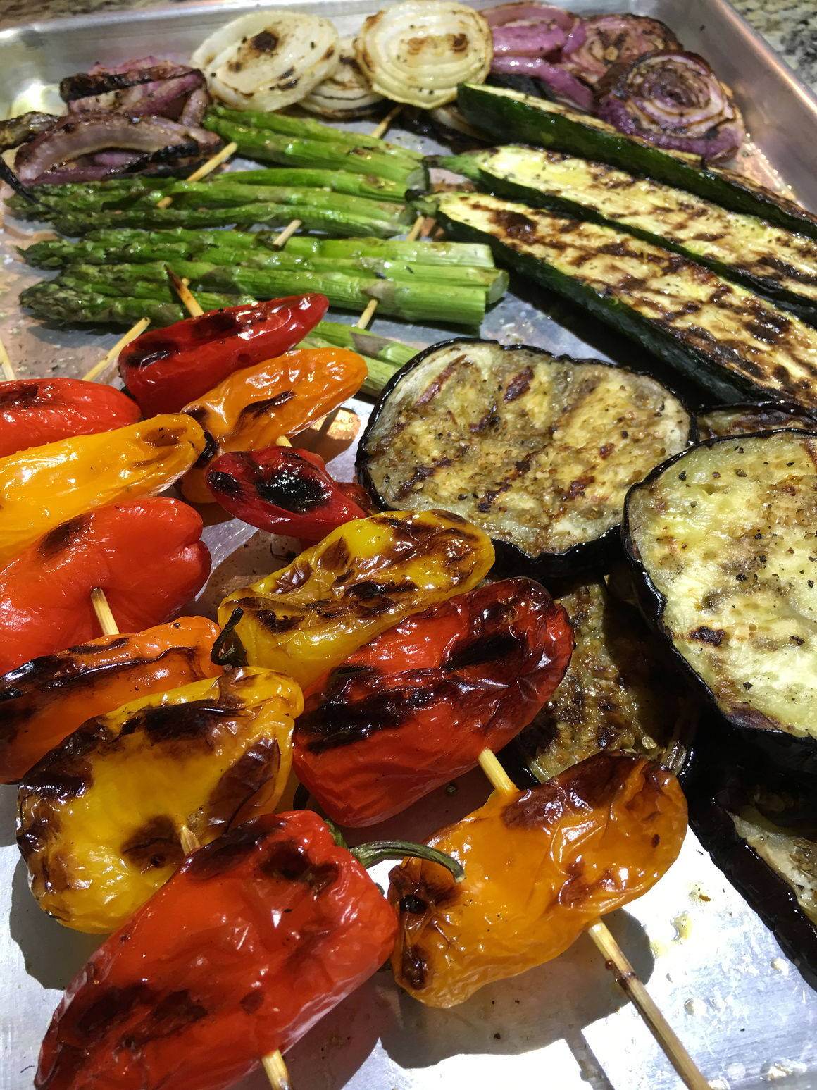From the garden to the grill | Food | qconline.com