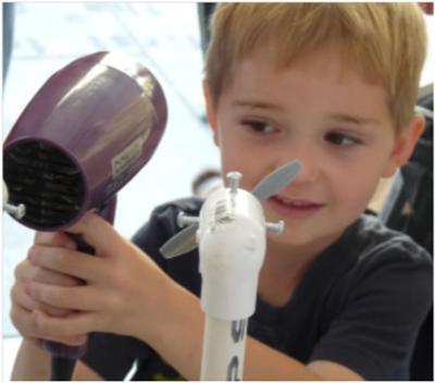 Powering knowledge: Program helps kids learn about renewable energy