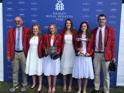 International champs: Y Quad-Cities Rowers earn an overseas first