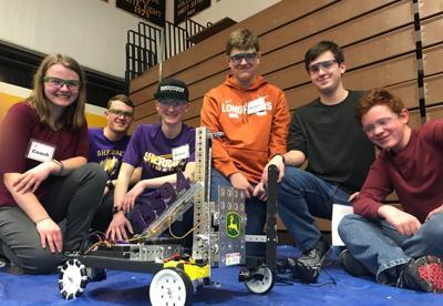 Sherrard students ready for robotics challenge