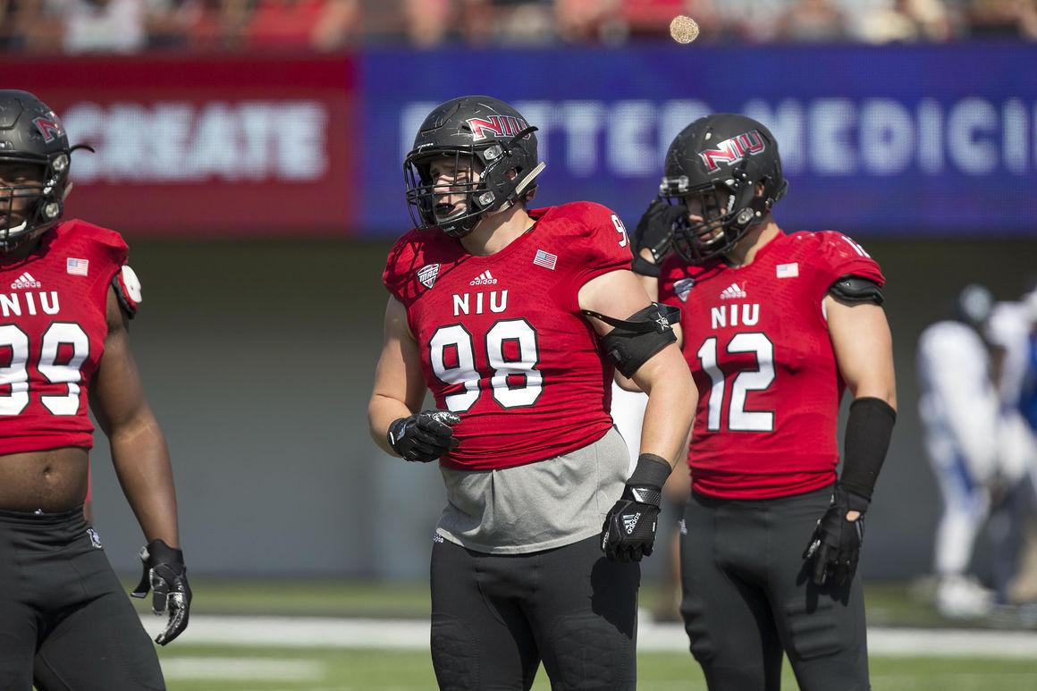 An unreal day: Prophetstown's Heflin helps NIU upset Nebraska
