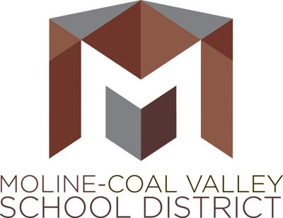 Moline school district logo