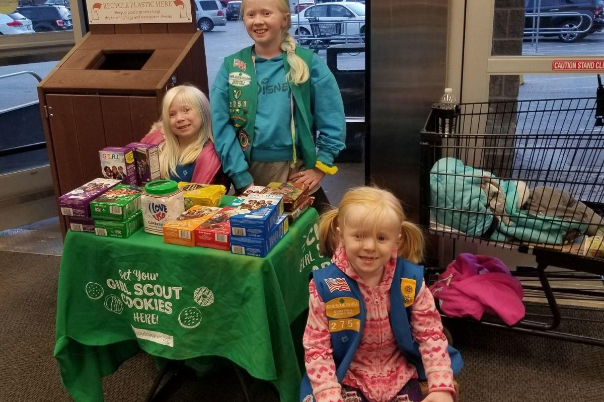 Moline Girl Scouts to send unsold cookies to area nursing home residents